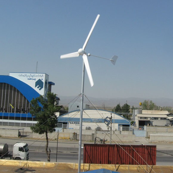Hummer 2KW Wind Turbine System