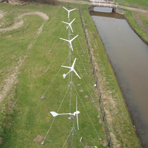 Hummer 500W Wind Turbine System