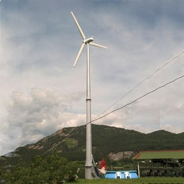 Hummer 10kw small wind turbine