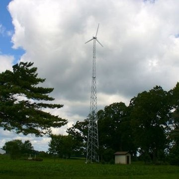 wind generator for wind farm