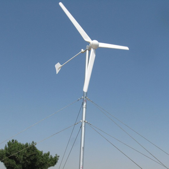 H3.8-2KW Grid Tied Wind Turbine