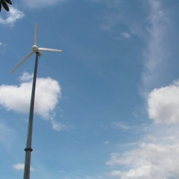 H6.4-5kw gird connected wind generator system