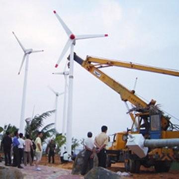 H9.0-20kw wind-solar hybrid system