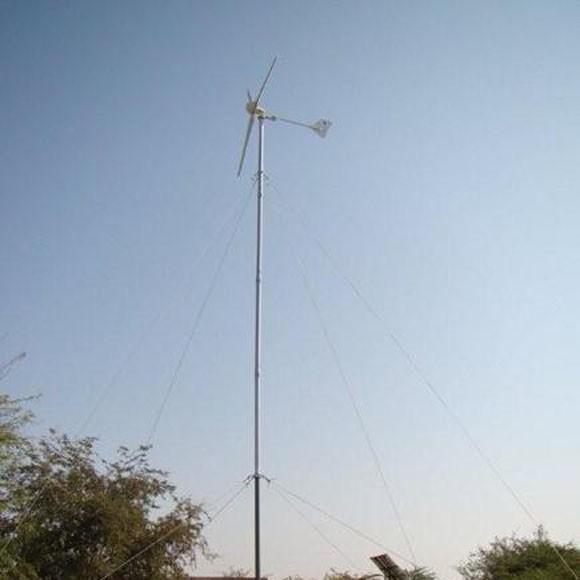 Hummer 1KW Domestic Wind Turbine