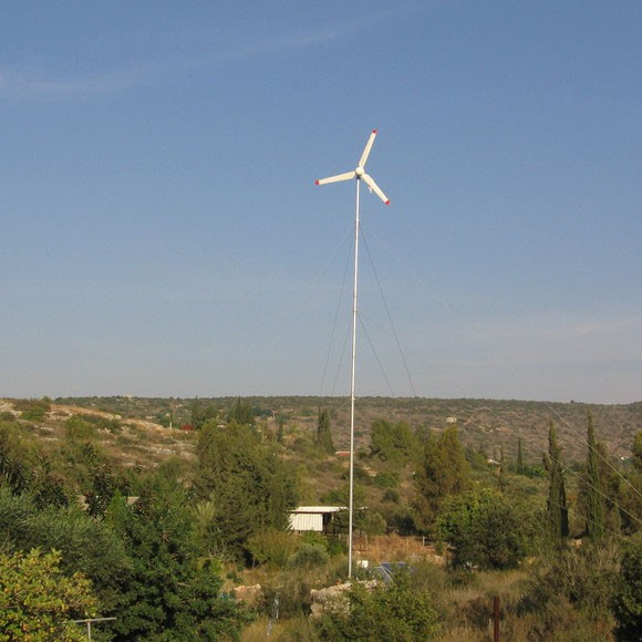 Hummer 2KW Home Wind Power