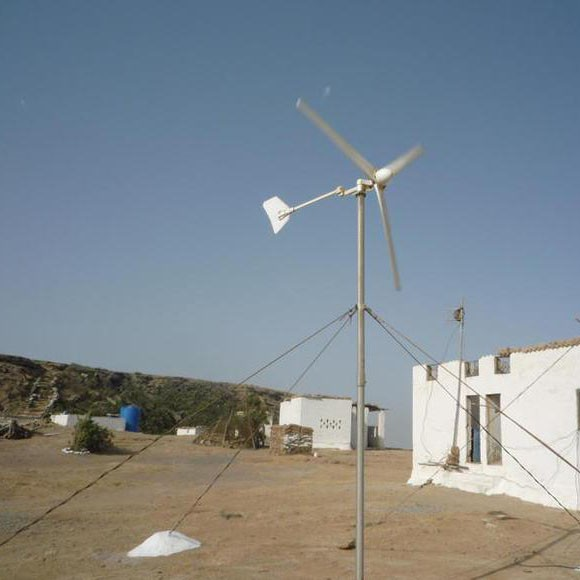 Hummer 500W Home Wind Power