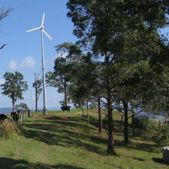 Hummer 3KW Horizontal Wind Generator