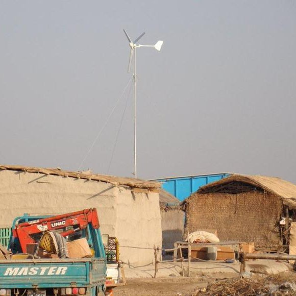 Hummer 1KW Residential Wind Turbine