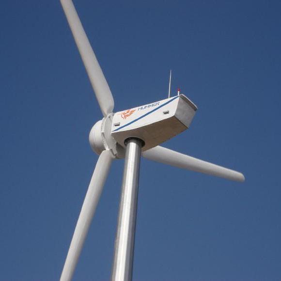 Hummer 50KW Wind Generator Price