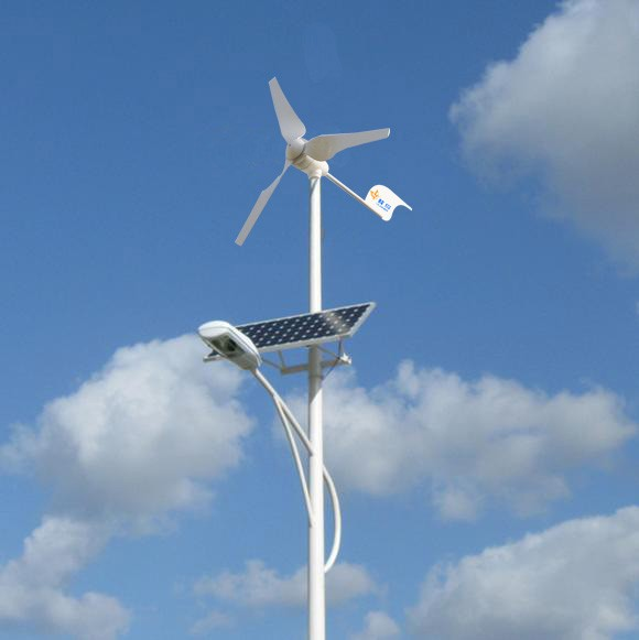 Wind-Solar Hybrid Light