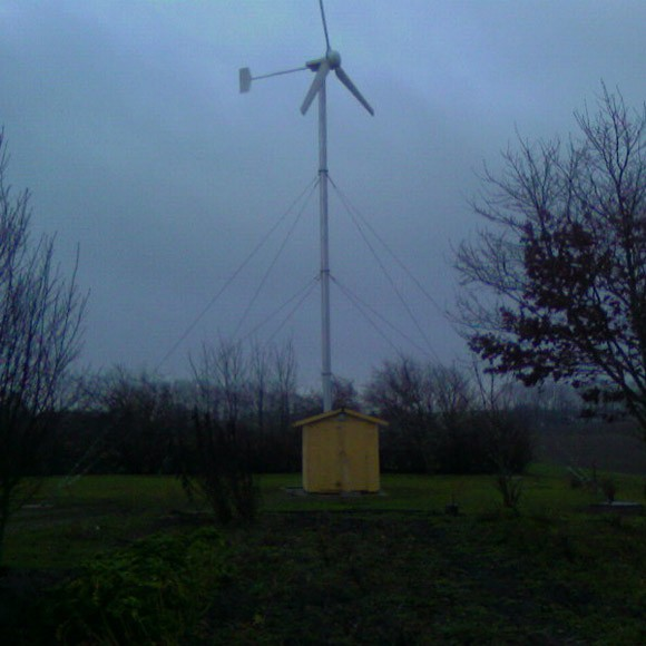5KW Wind Turbine Model