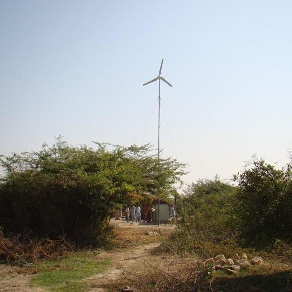 Hummer 1KW Wind Turbine Type