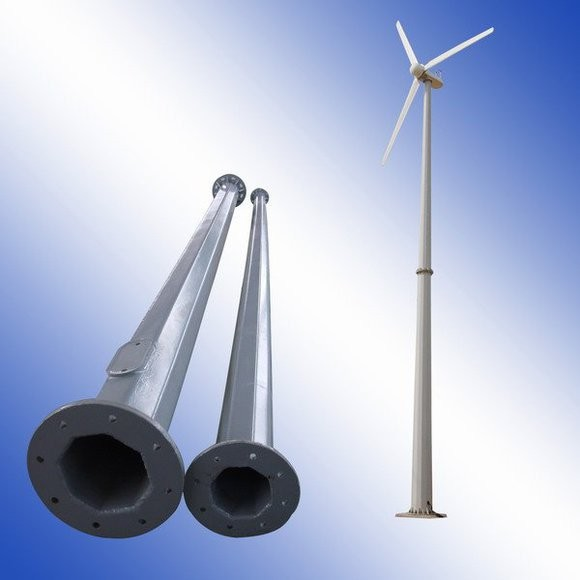 Hummer 3KW Small Wind Turbine
