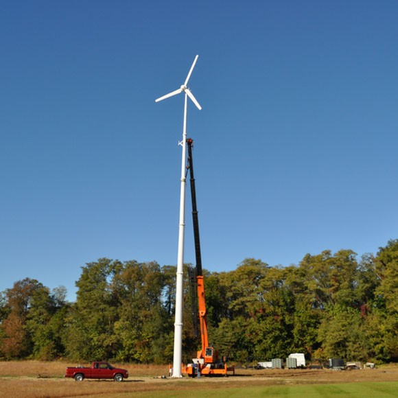 Hummer 50KW Wind Turbine For Farm