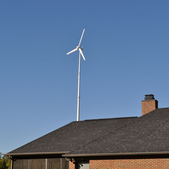 Hummer 10KW Wind Turbine For HouseHold