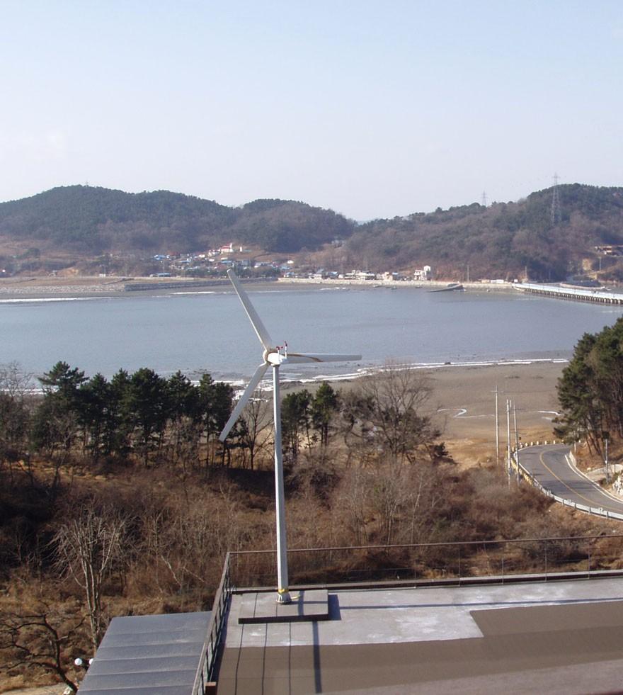 Micro Wind Turbine
