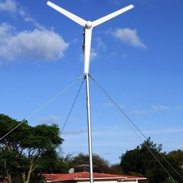 H2.7-500w wind turbine in Japan