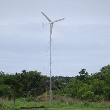 H3.8-2kw wind turbine in Indonesia